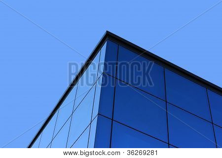 Glass Architecture - Detail