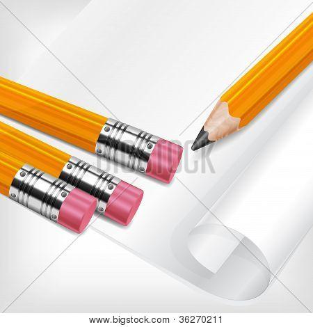 Pencils & Paper