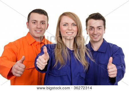 Thumbs Up Industrial Group