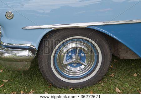 1955 Oldsmobile 88 Close Up