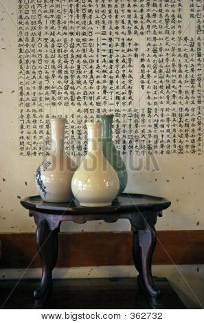 Asian Bottles