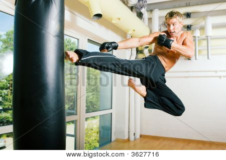 Martial Arts fliegen