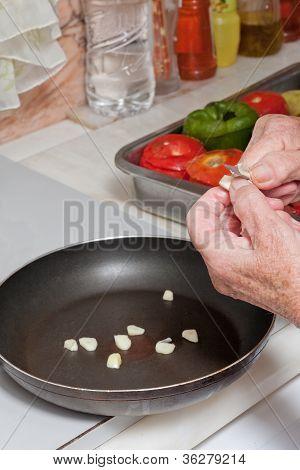 Yemista - Traditional Greek Dish