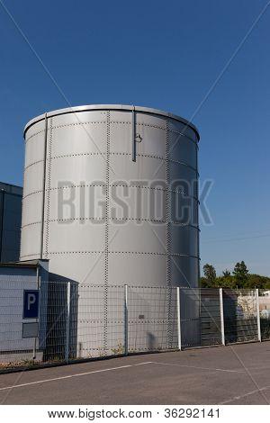 Sprinkler Tank