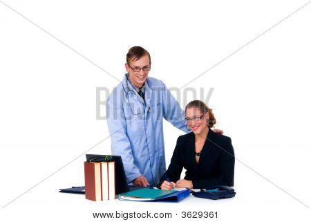 Medical Team, Cardiologist