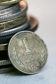 picture of shilling  - pic of Old coins from europe - JPG
