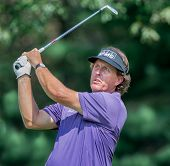 Phil Mickelson Ar The 2012 Barclays