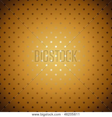 Card With Holes And Backlight