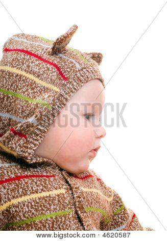 Small Caucasian Girl
