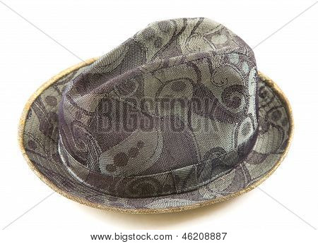 Abstract Pattern Fedora Hat