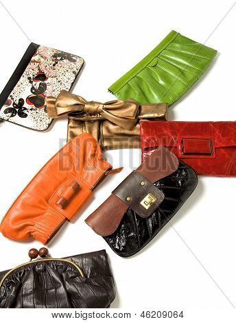 Purses Fashion Composition