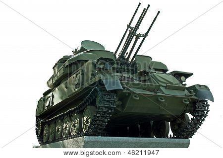Shilka Tank