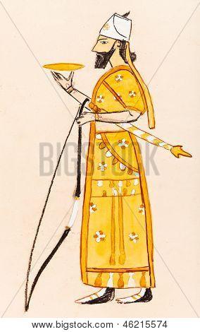 Assyrian Warrior