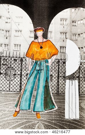 Summer Urban Youth Clothing