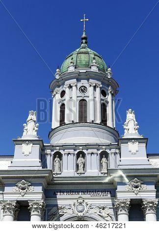 Catedral católica de Arad, Romania, Europa