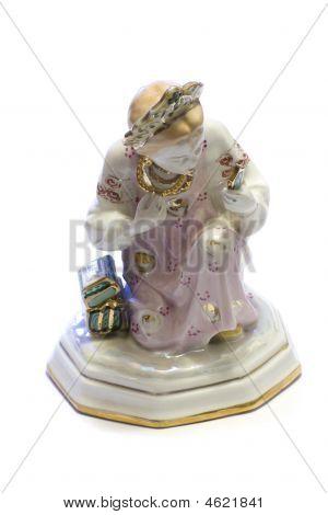 Porcelain Figurine