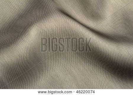 tela de satén gris elegante