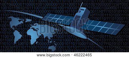 Redes de satélite Globla