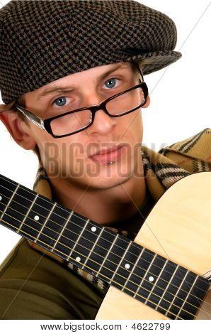 Music Performer, Guitar