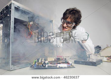 Problema con el ordenador