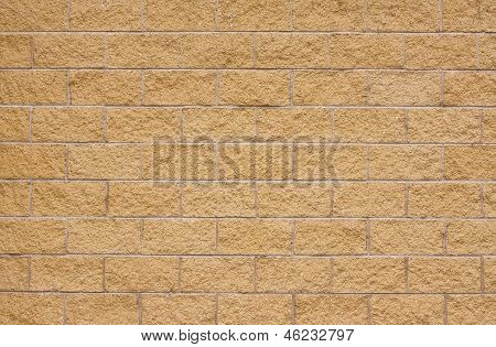 New Beige Sandstone Wall
