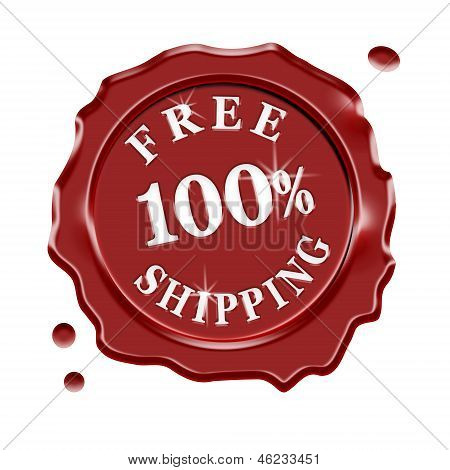Free Shipping Wax Seal