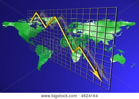 Global Economic Downturn Crisis