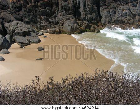 Pristine & Secluded Beach.