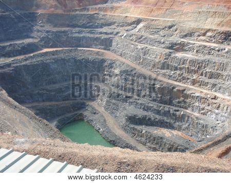 Open Pit Minesite