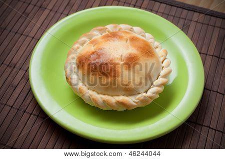 Freshly Made Tuna Pie