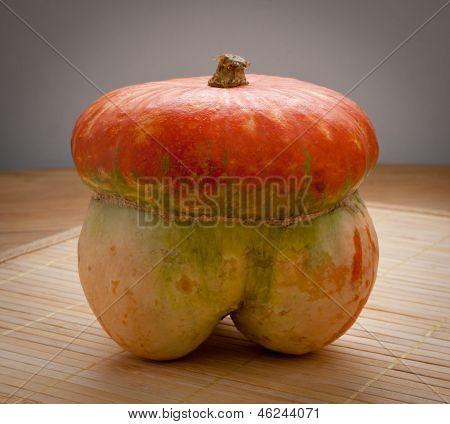 Mushroom Pumpkin.