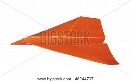 Paper Plane Isolates.