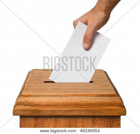 Hand Voting.