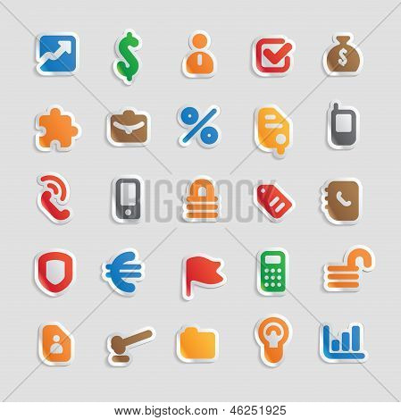 Sticker Icons For Business