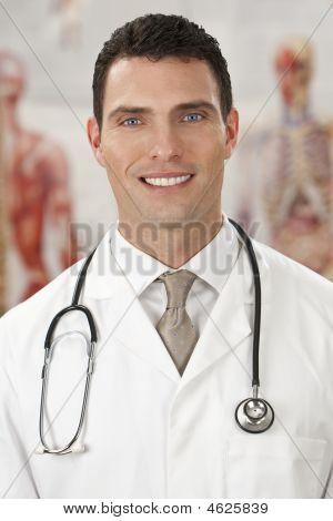 Welcoming Doctor