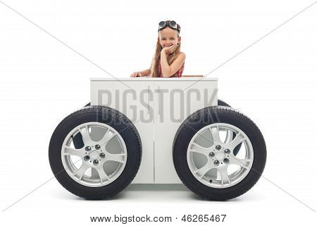 Young Motorist Concept