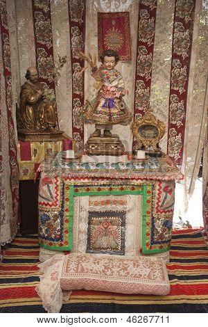 Feast Of Corpus Christi, Lagartera, Toledo, Spain