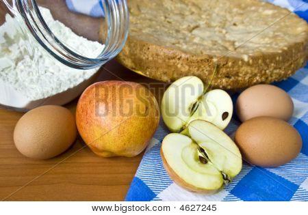 Food Ingredients For Baking