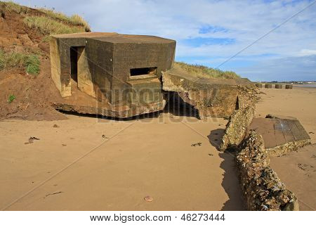 Ruined Gun Emplacement