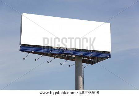 Big Empty Billboard
