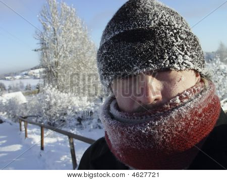 Russian Winter: Frost