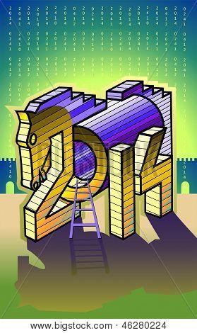 2014 Trojan Horse