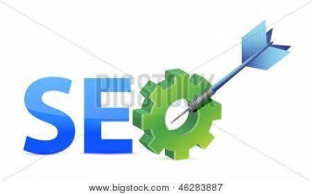 Seo Illustration Design