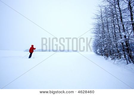 Winter Ski Solitude
