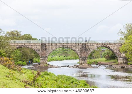Laigh Milton Viaduct, East Ayrshire, Scotland