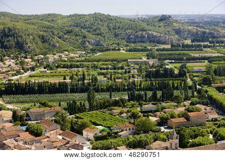 Boulbon, Provence, France