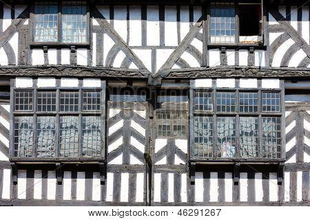 Harvard House, Stratford-upon-Avon, Warwickshire, England