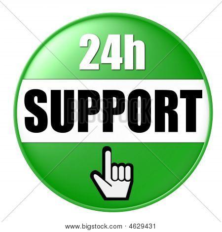 24Supportgreen