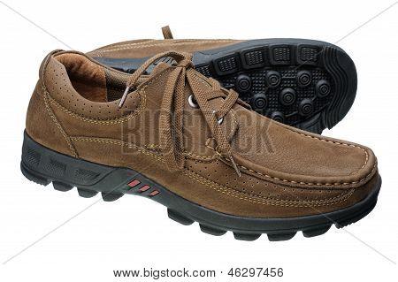 Brown Men Shoes