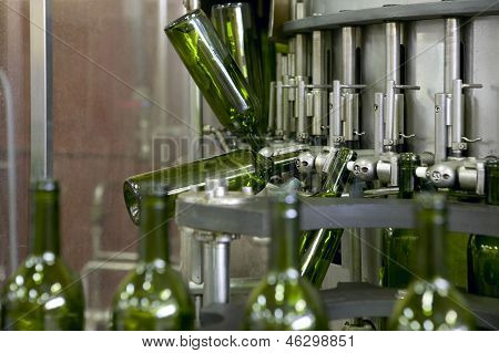 Wine Bottling Plant